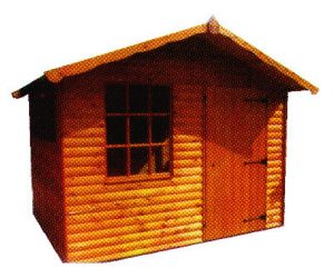 Country Cabin Sheds