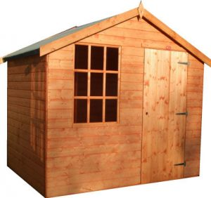 Cabin Euro Shed by Pinelap Sheds | Bradford