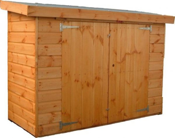 Log Store by Pinelap Sheds | Bradford