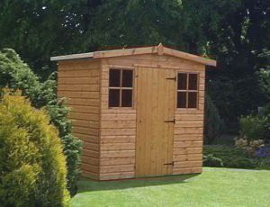 Hobby House 19mm by Pinelap Sheds | Bradford