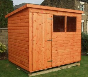 Executive Range Pent Shed by Pinelap Sheds | Bradford