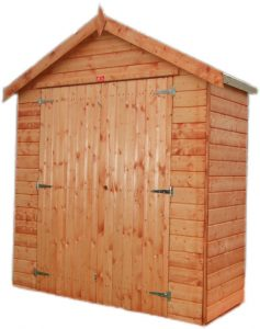 Space Saver Garden Shed by Pinelap Sheds | Bradford